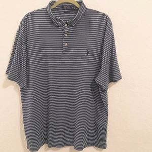 Ralph Lauren Polo Blue Stripe